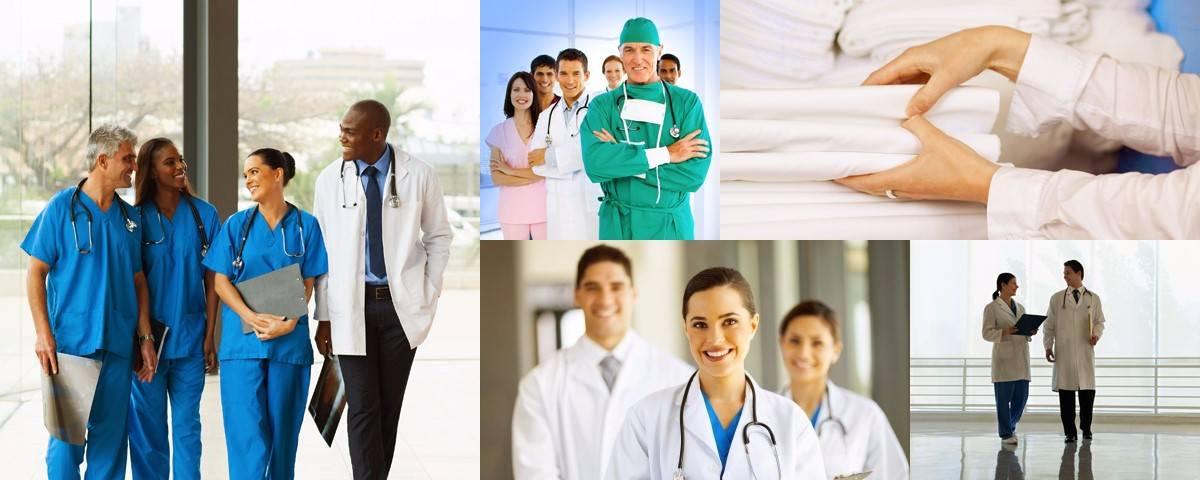 Medical Uniform Rentals | Healthcare Scrubs and Lab Coat Rentals
