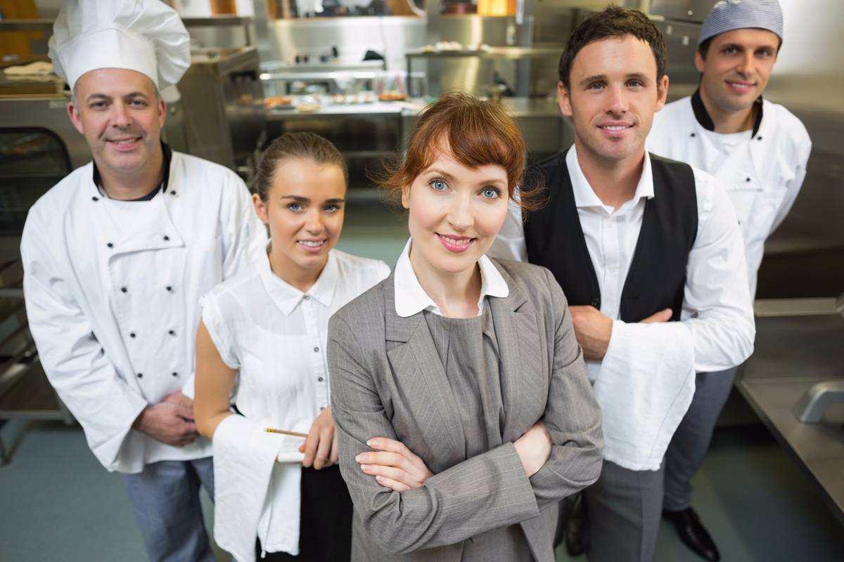 Restaurant Uniform Rental
