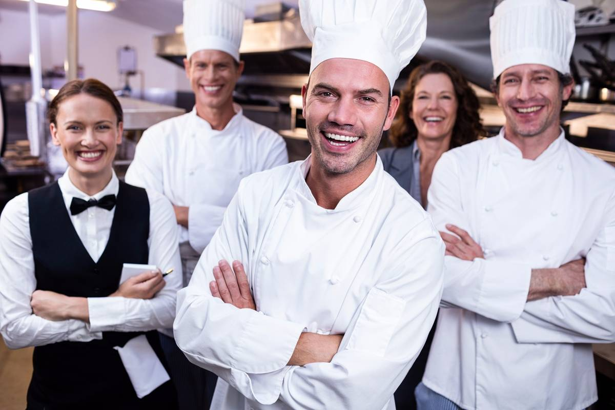 Restaurant Uniform Service
